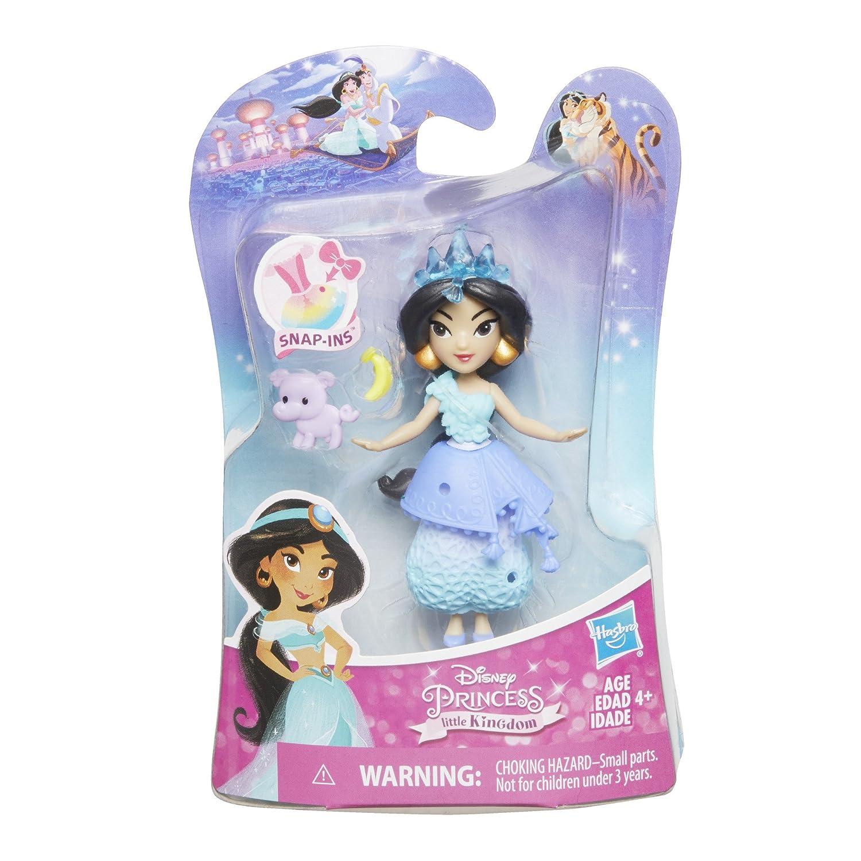 Amazon.com: Disney Princess DPR SD Jasmine muñeca de moda ...