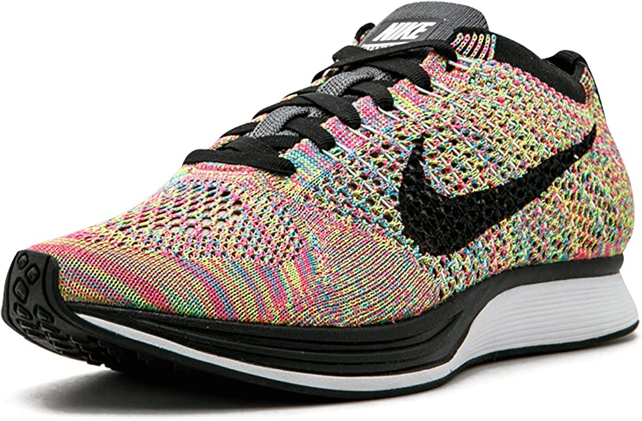 5cac4fcf24e3f Flyknit Racer Unisex Running Trainers 526628 Sneakers Shoes (6 UK 7 US EU  40