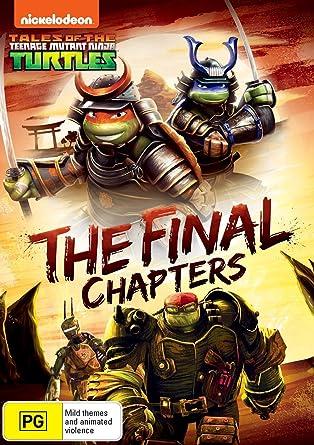 Teenage Mutant Ninja Turtles - The Final Chapters Edizione ...