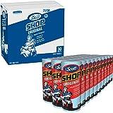Scott Shop Towels Original (75130), Blue Shop Towels, 1 Roll/Pack, 30 Packs/Case