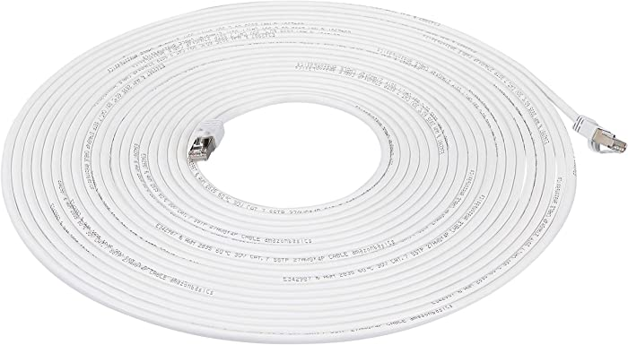 Top 9 Amazonbasics Ethernet Cable 30Ft