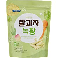 BeBecook Wise Moms Rice Snacks (Veggie) Organic, 25g