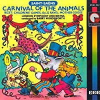 Saint-Saens: Carnival of the Animals