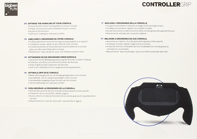 Amazon.com: Playstation Vita Grip: Video Games