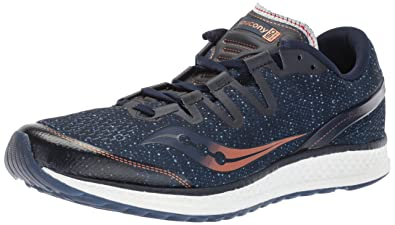 Saucony Freedom ISO Men 7 Navy  cf217ef2666