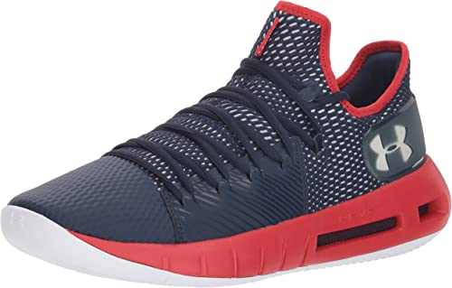 HOVR Havoc Low Basketball Shoes Size