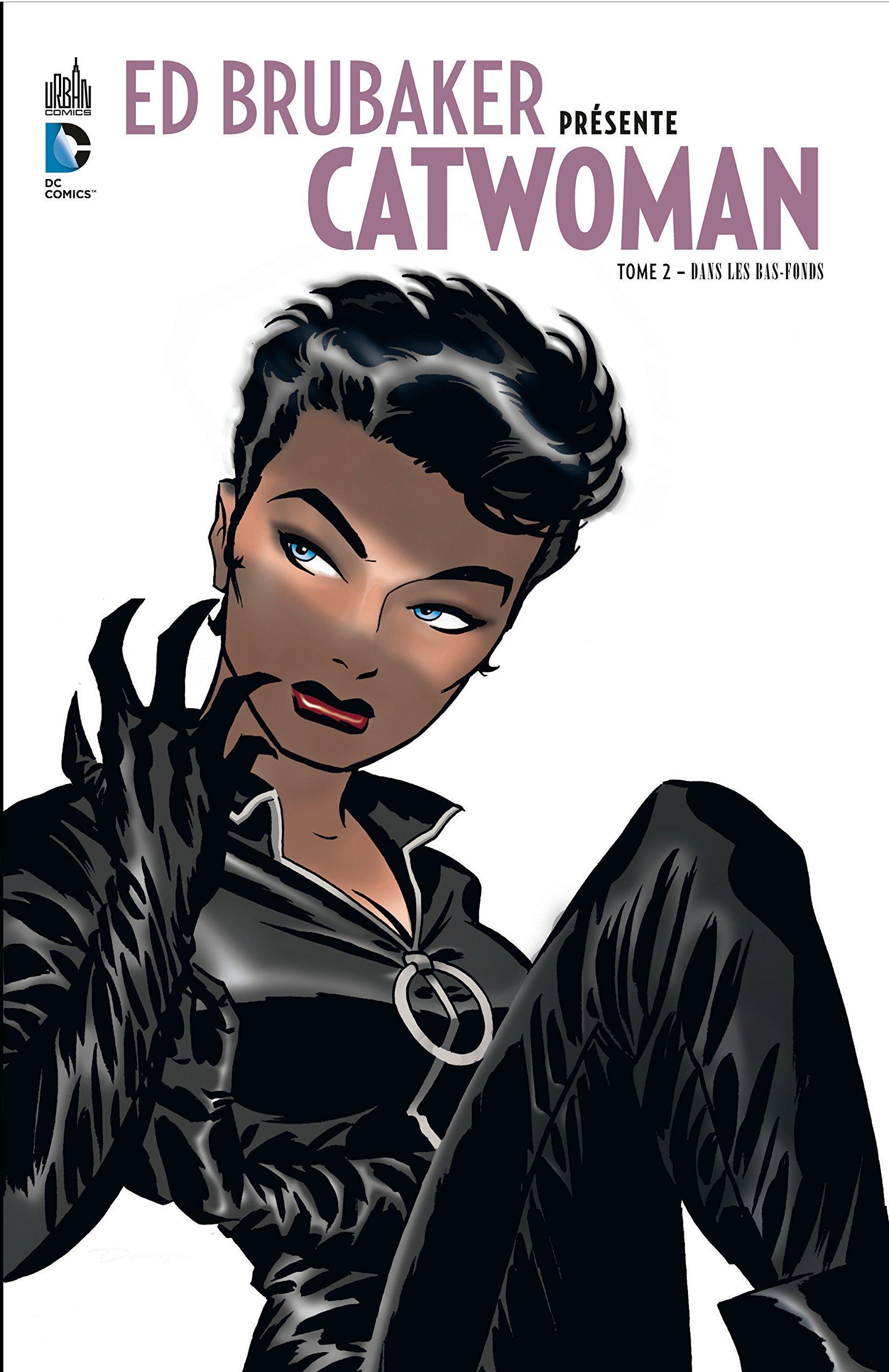 Catwoman (2) : Dans les bas-fonds