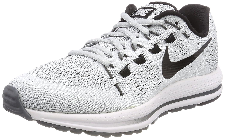 Nike W Air Zoom Vomero 12 TB, Zapatillas de Running para Mujer 40.5 EU|Plateado (Puro Platino/Negro/Gris Oscuro 003)