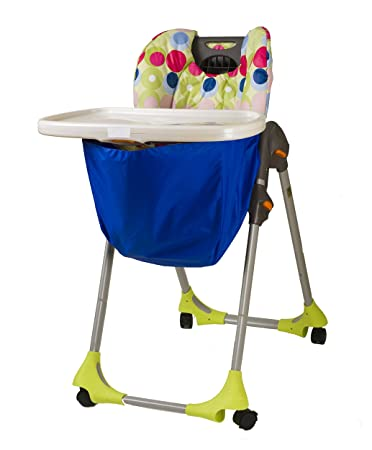 Wupzey High Chair Food Catcher Sapphire  sc 1 st  Amazon.com & Amazon.com : Wupzey High Chair Food Catcher Sapphire : Childrens ...