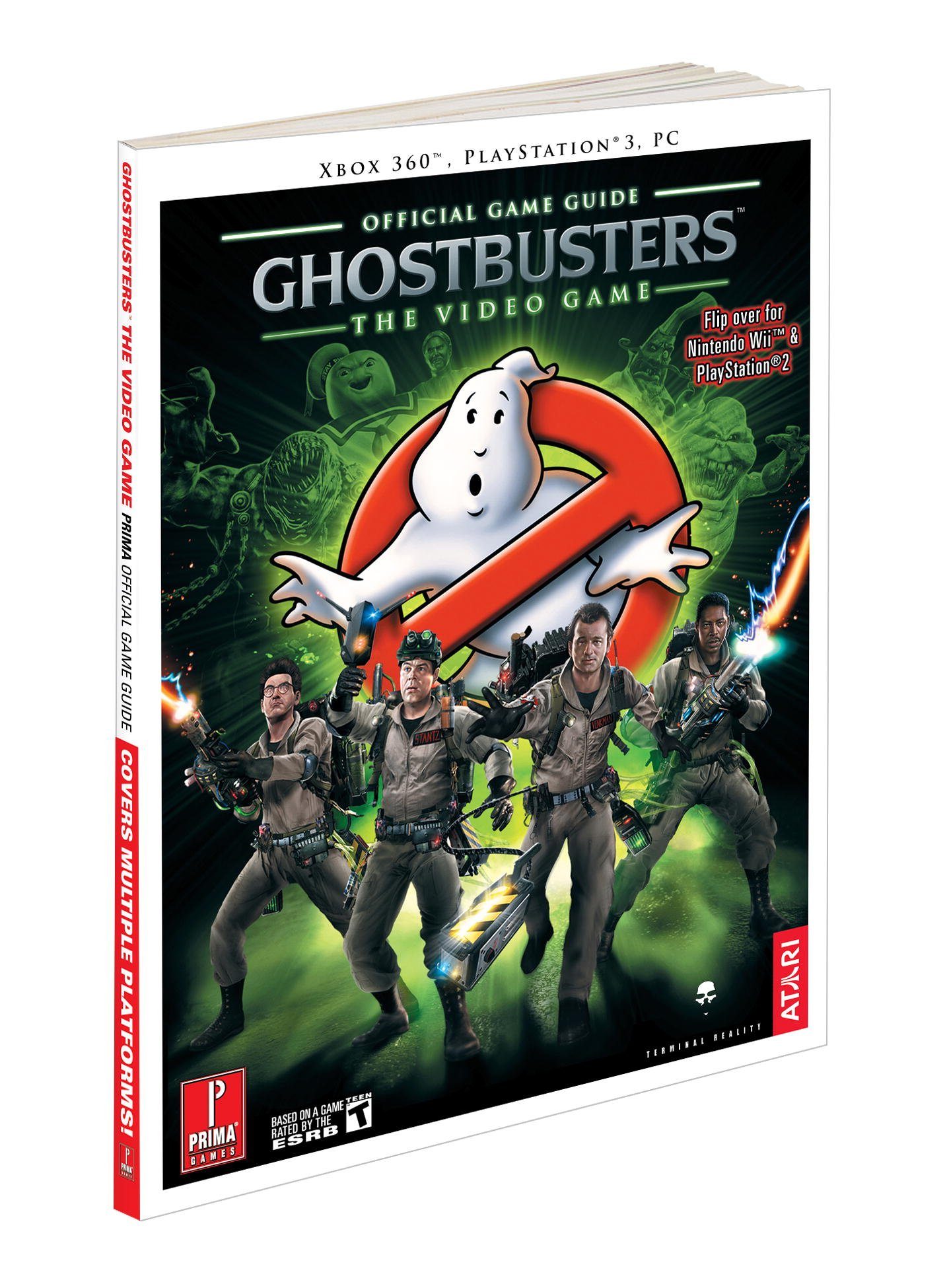 ghostbusters prima official game guide prima official game guides rh amazon com Prima Games Wall-E Prima Guide Zelda Chest Sets