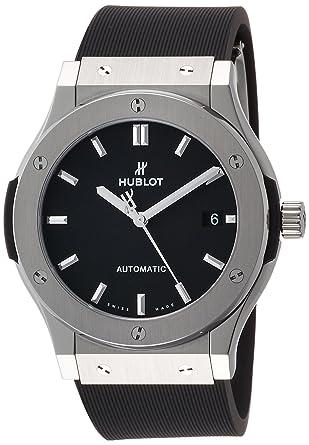 san francisco 3e3e5 de44b Amazon | [ウブロ]HUBLOT 腕時計 クラシックフュージョン ...