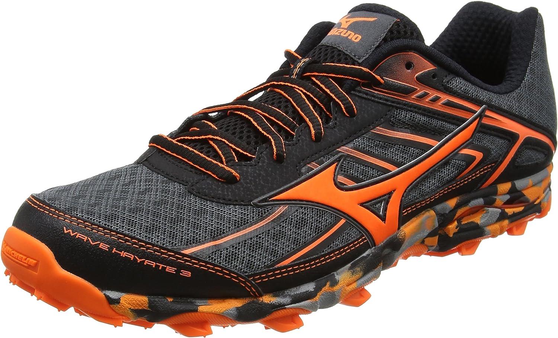 Mizuno Wave Hayate 3, Zapatillas de Running para Asfalto para Hombre