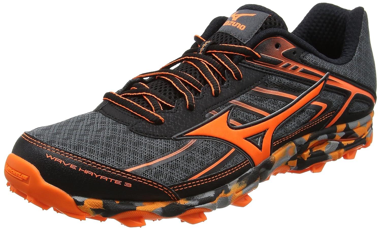 best website c30c0 f1c14 Mizuno Men's Wave Hayate 3 Trail Running Shoes