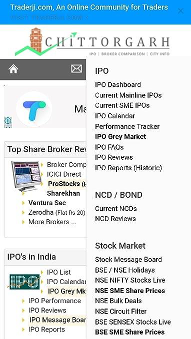 Amazon com: IPO Chittosgarh: initial public offer study