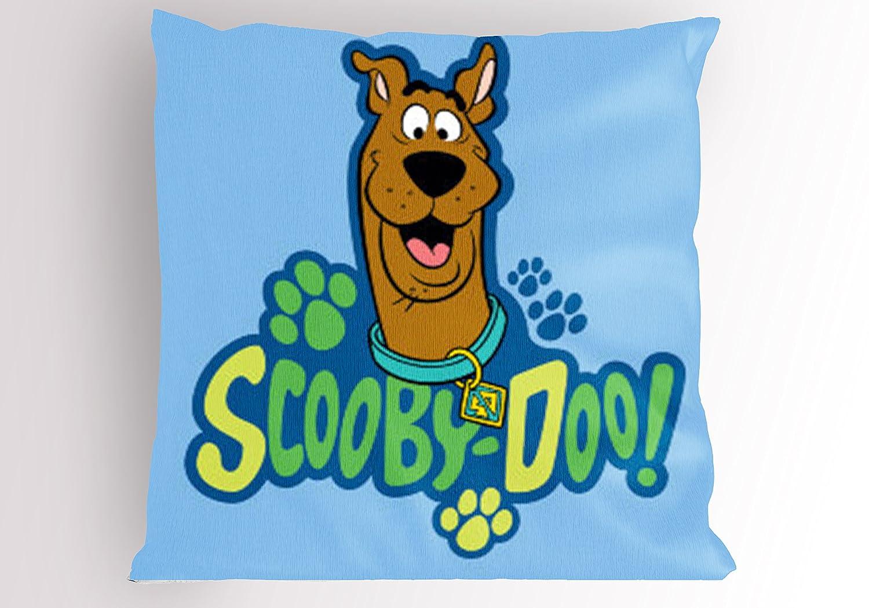 baihis Scooby-Doo Überwurf Kissen Fall Kissen 45,7 x 45,7 cm 7 x 45 ...
