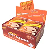Heat Factory 10 Hour Adhesive Body Warmer, 40-Pack