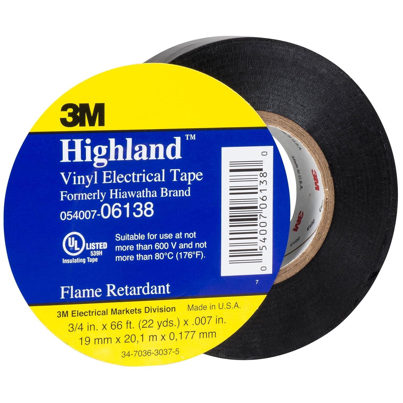 3M 06138 Hiawatha Electral Tape 3M Automotive