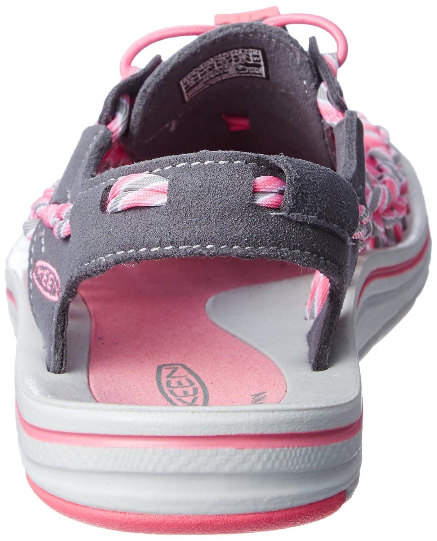KEEN Sandal Women's Uneek Slice Fade Sandal KEEN B00ZG2UQEC 10.5 B(M) US|Magnet/Camellia Rose e9e90d