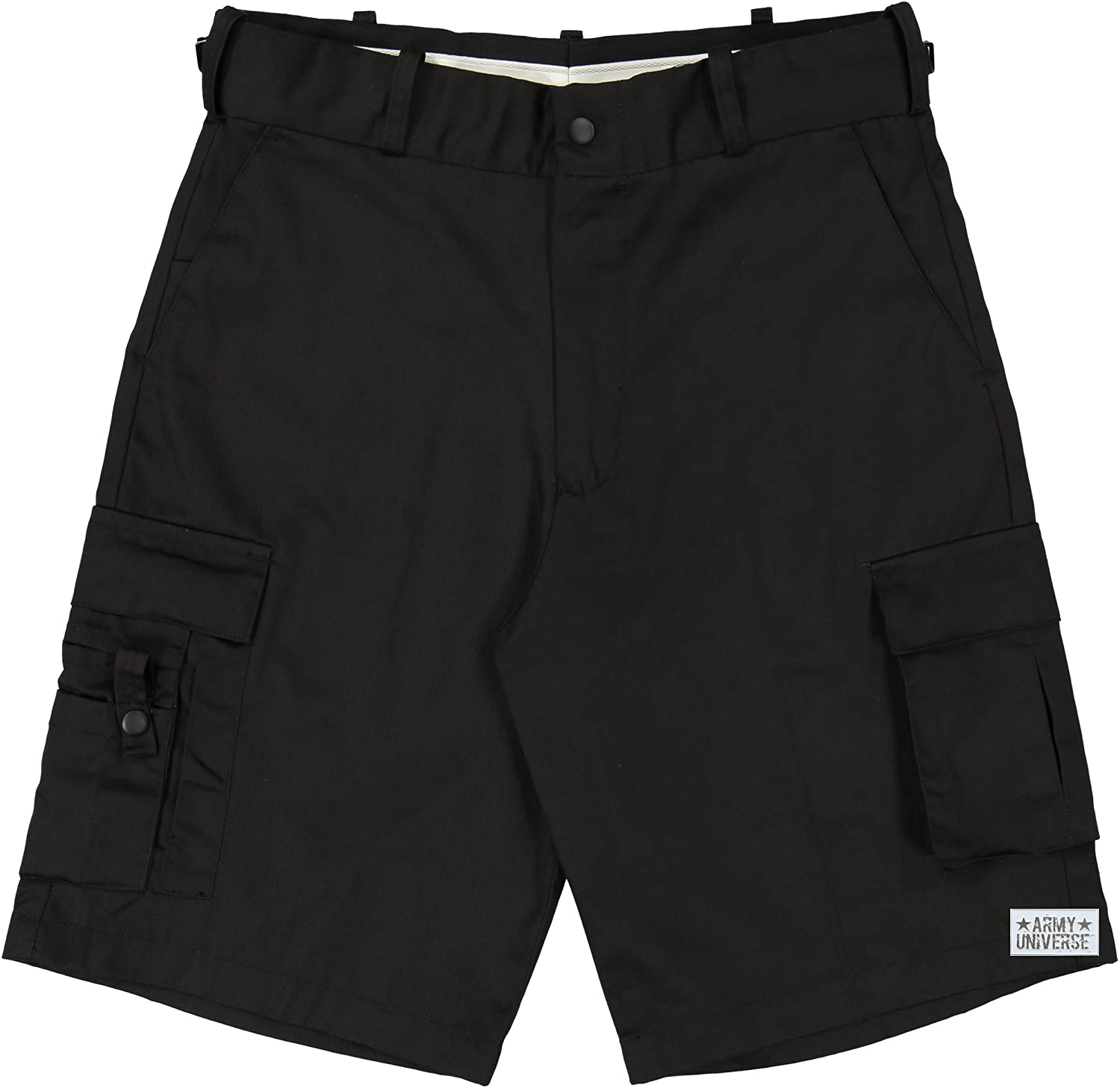 Amazon.com  Uniform 8 Pocket Cargo Work Shorts for EMT EMS Police Security  with Pin  Clothing 51159910c96