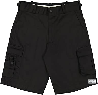 Amazon.com  Uniform 8 Pocket Cargo Work Shorts for EMT EMS Police Security  with Pin  Clothing 785424c3757
