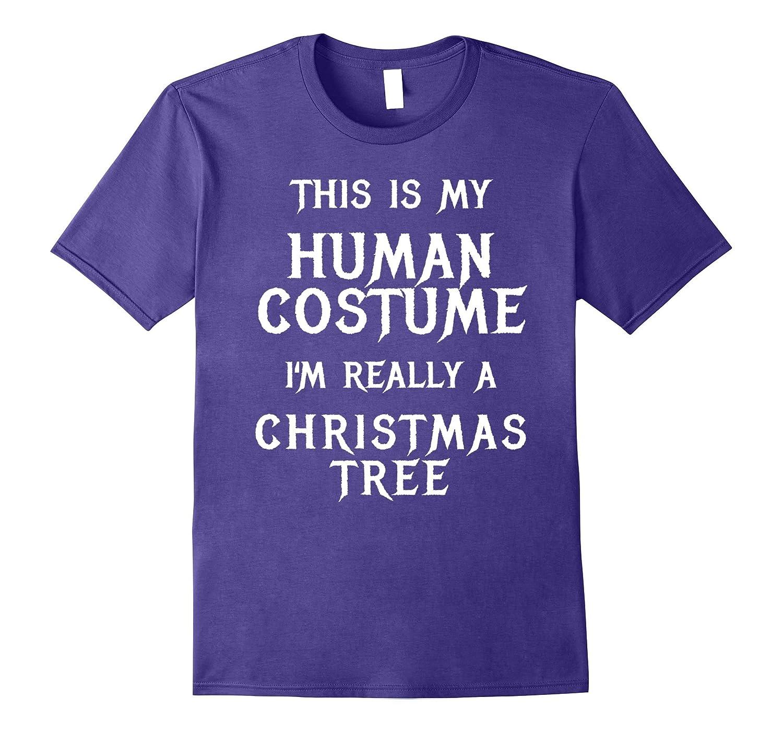 Christmas Tree Halloween Costume Shirt Easy Funny Kids Adult-CL u2013 Colamaga  sc 1 st  Colamaga & Christmas Tree Halloween Costume Shirt Easy Funny Kids Adult-CL ...