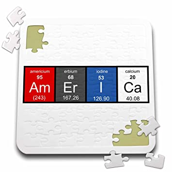 Amazon Inspirationzstore Periodic Tables America In Elements