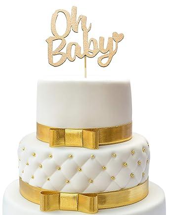 Decoración para tartas de bebé – Oh Baby – Decoración para ...