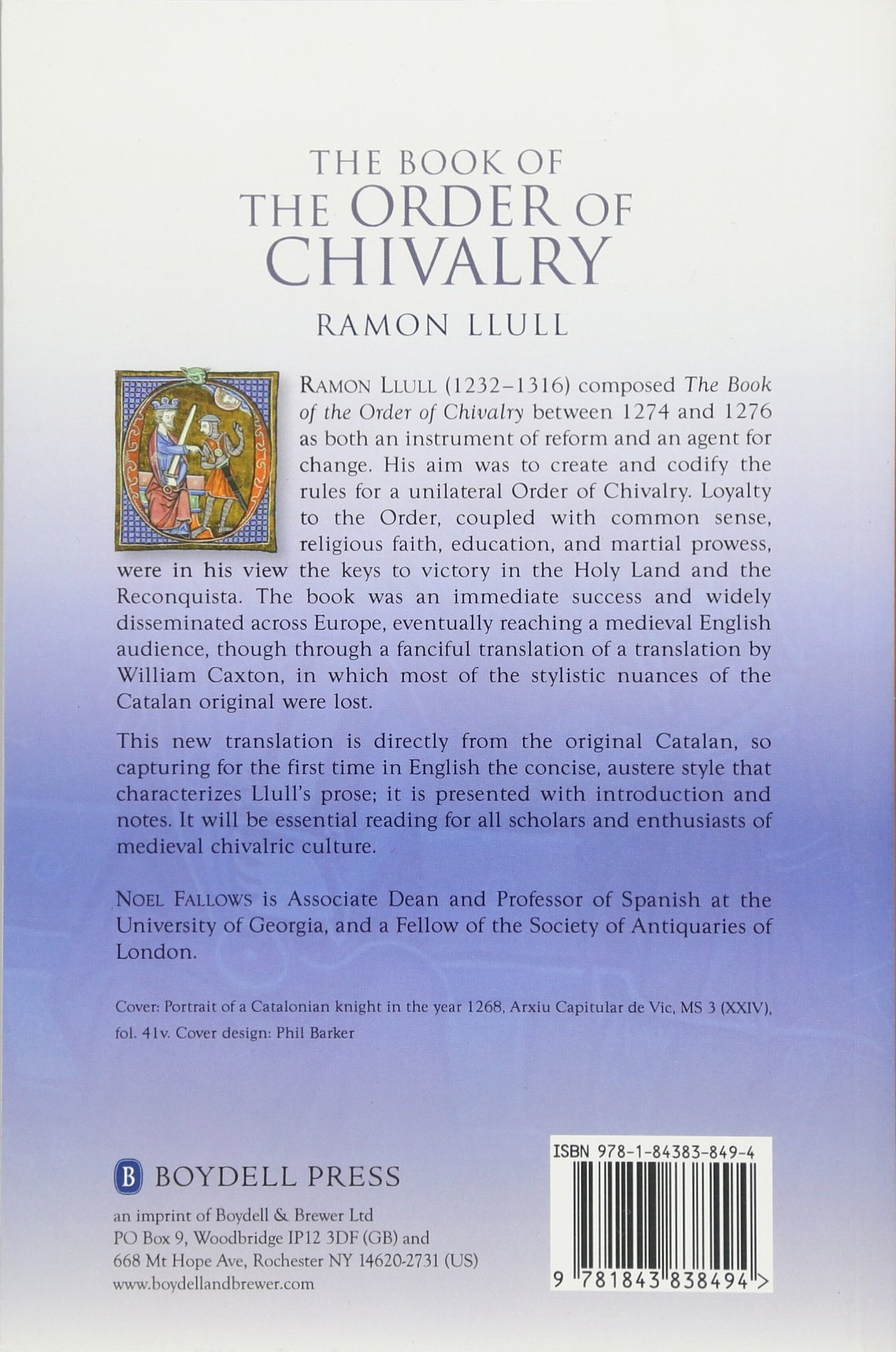 what led to the development of the code of chivalry