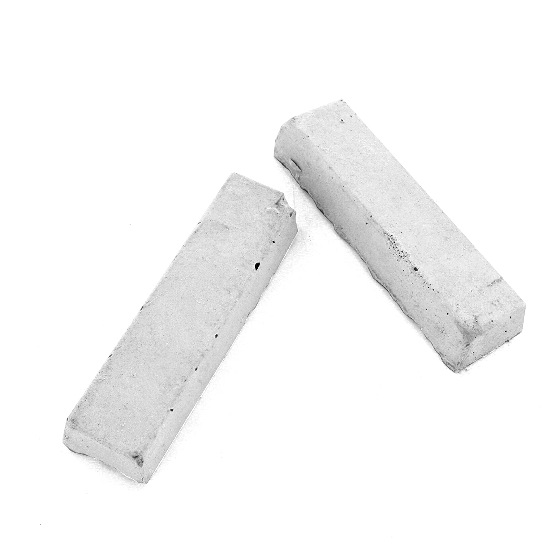 Policraft PC1108 Polishing Bars - White Shesto Ltd