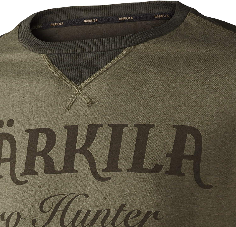 H/ärkila Pro Hunter T-Shirt de Chasse /à Manches Longues pour Chasseur