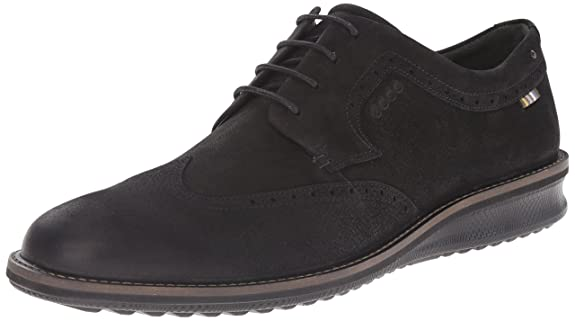 Quick read about ECCO Contoured Wing Tip