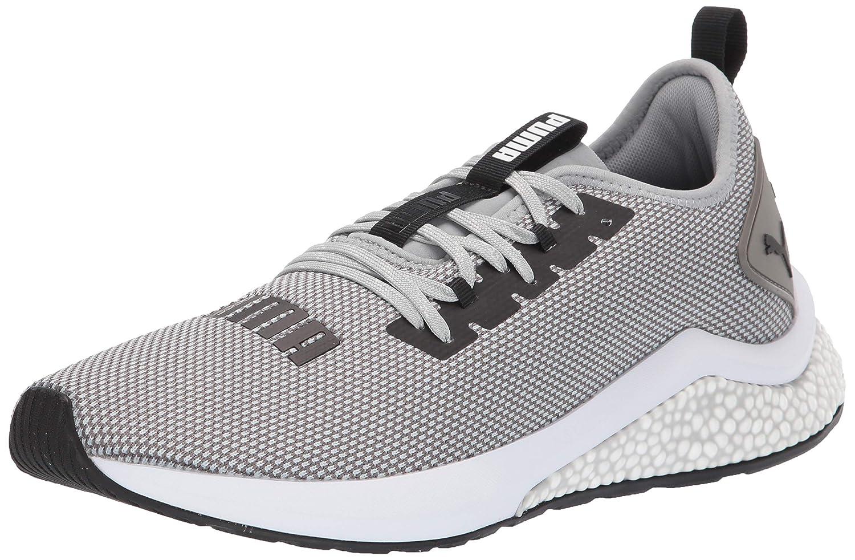 Buy Puma Men's Hybrid Nx Sneaker, Quarry/White, Size 10.0 at ...