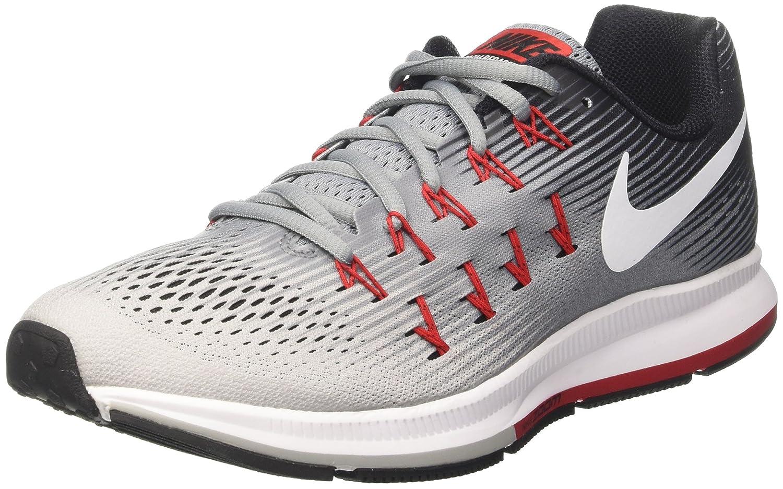 Nike Men's Air Zoom Pegasus 33 B01H2MD2MQ 10 D(M) US|Stealth/White-Pure Platinum-Black
