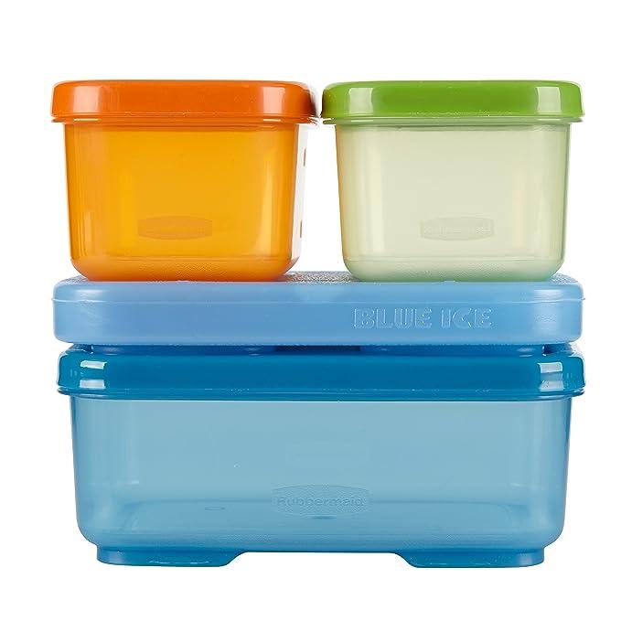 Amazon.com: Kit contenedor de almuerzo, loncheras para ...