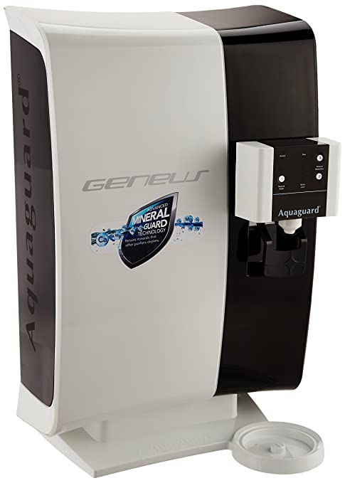 542cc5aeab4 Eureka Forbes Aquaguard Geneus RO+UV 7-Litre Water Purifier  Amazon.in   Home   Kitchen