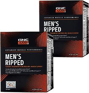 GNC AMP GNC AMP Men's Ripped Vitapak Program - Twin Pack
