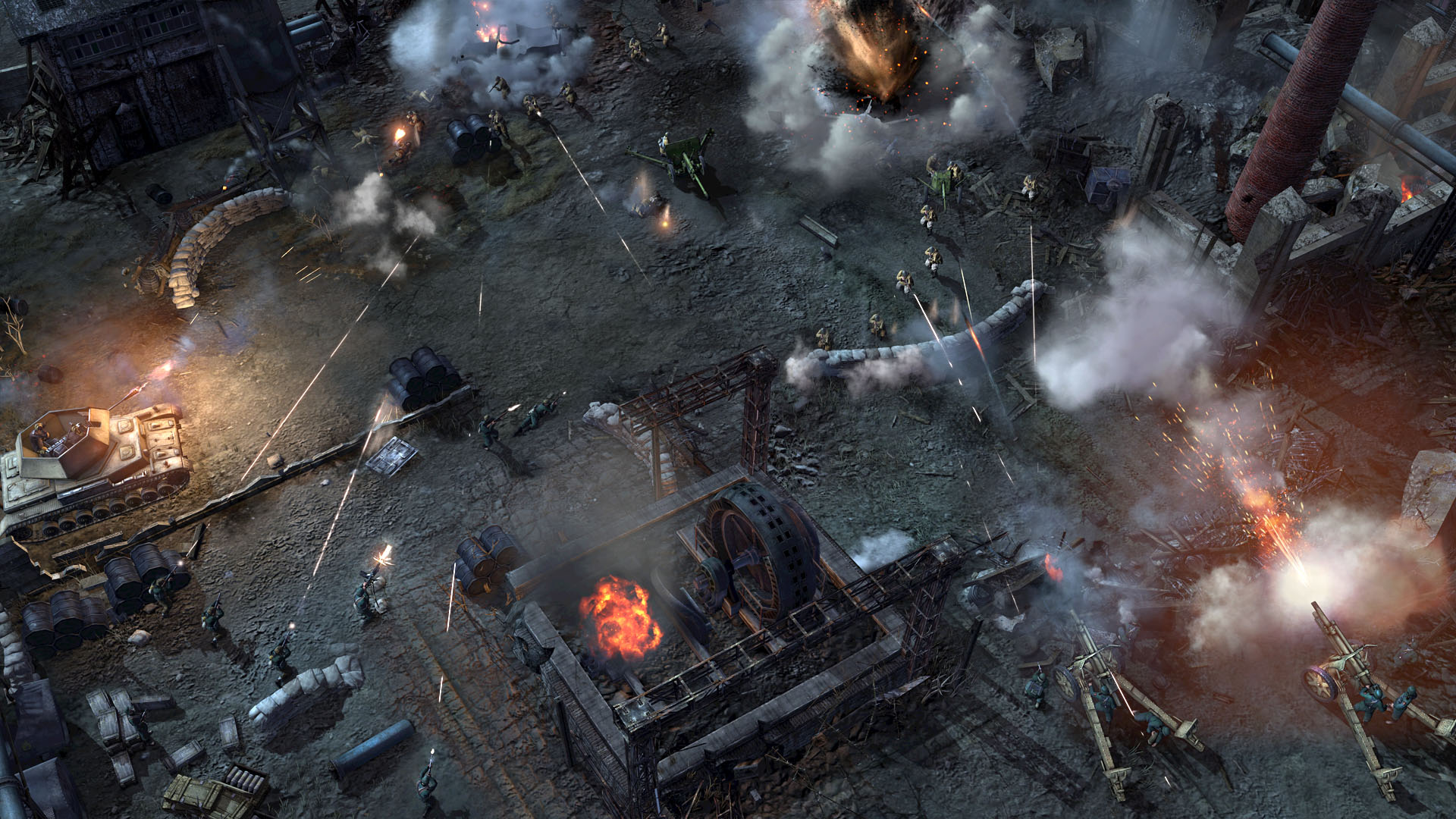 Amazon Com Company Of Heroes 2 Master Collection Online Game Code Video Games