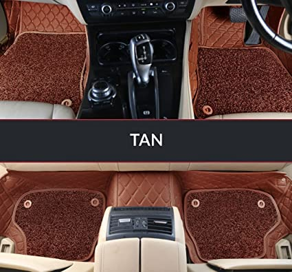 Autofurnish 7d Luxury Custom Fitted Car Mats For Tata Safari Dicor