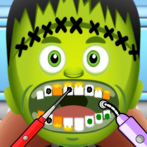 Mad Dentist Halloween (Halloween Dentist FREE)