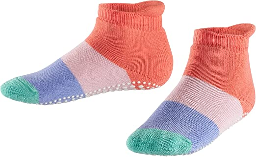 FALKE Boys Colour Block Catspads Socks