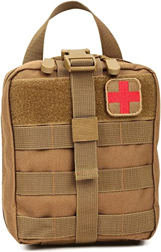 Orca Tactical Molle Rip-Away EMT Medical First Aid IFAK Blowout Pouch