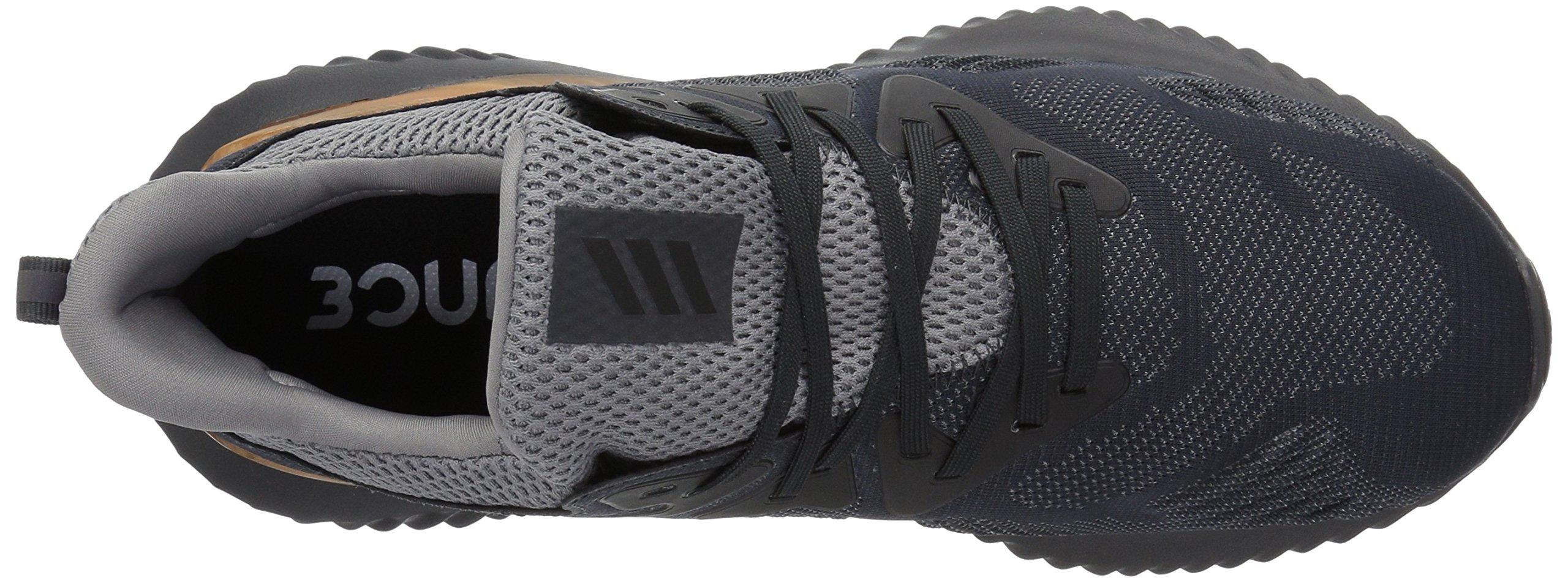 adidas Alphabounce 2 m, Grey Four/Carbon/Dark Solid Grey, 6.5 Medium US by adidas (Image #7)