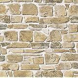 Rasch 265606 Papier peint pierre
