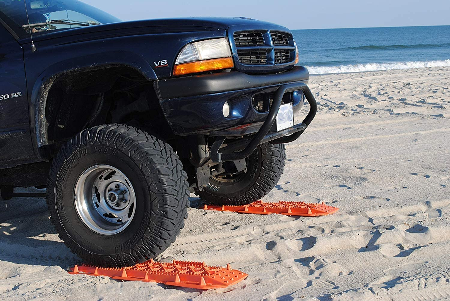 Recovery Traction Mats
