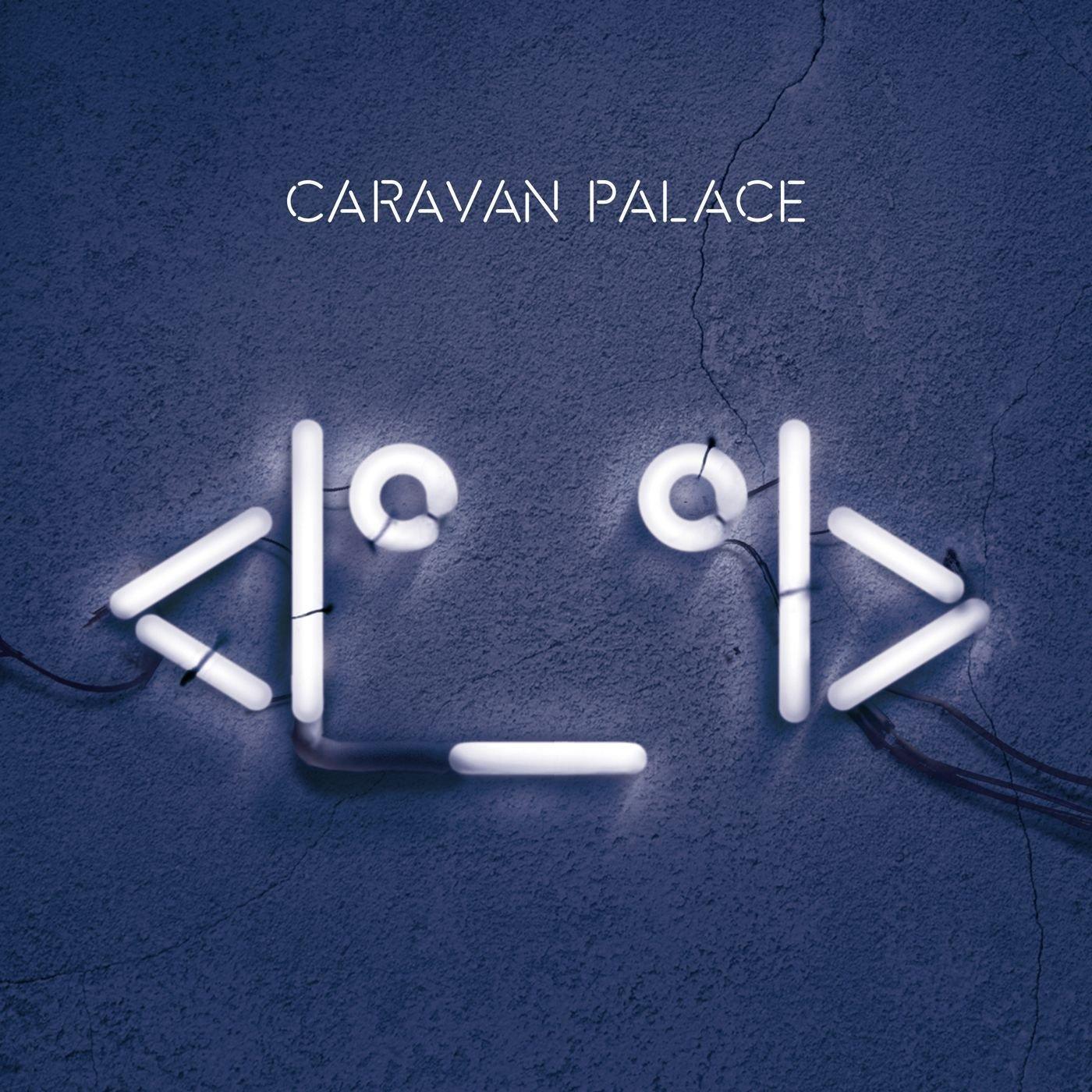 Vinilo : Caravan Palace - Robot (2 Disc)