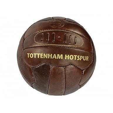 Tottenham Hotspur FC - Balón de fútbol de piel estilo retro ...