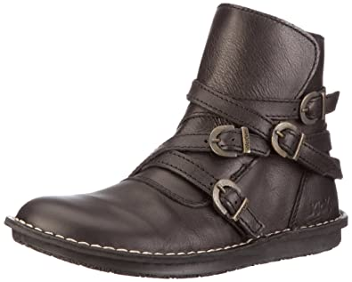 Bottines Kickers Femme Noir Wraps 38 Chaussures Eu BSwxa05qw