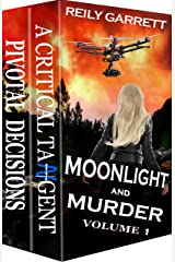 Moonlight and Murder volume 1: Action packed romantic mystery thrillers Kindle Edition