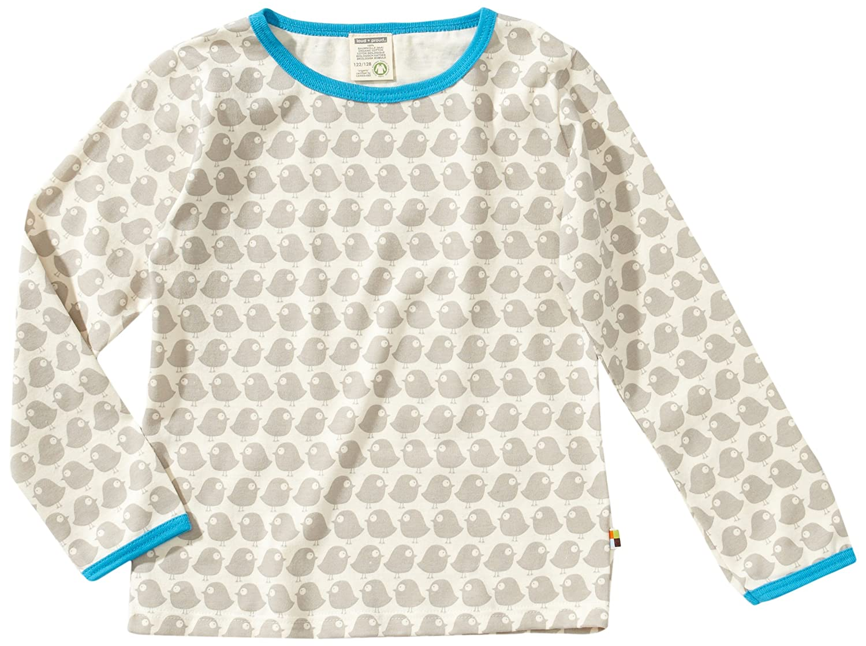 loud + proud 205-mo-4 - Camisa de pijama de manga larga para bebés niño