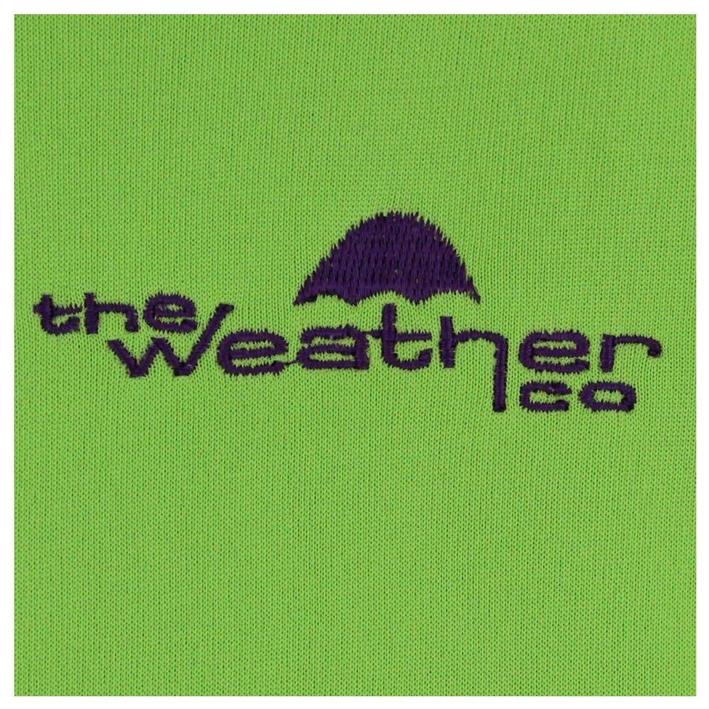 The Weather Apparel Co Poly Flex Golf Vest 2017 Women Lime/Purple Medium by The Weather Apparel Co (Image #3)